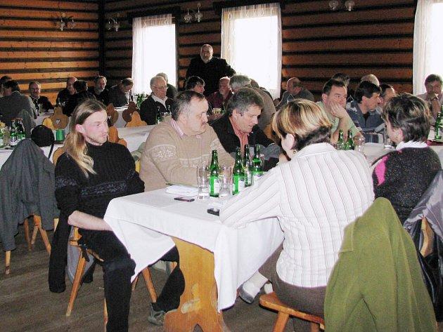 V Českých Libchavách se konala valná hromada okresní Agrární komory.