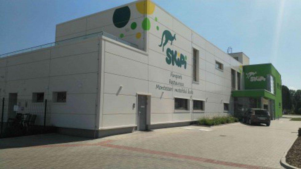 SKiPi Funpark & Restaurace & Montessori mateřská škola v Letohradě