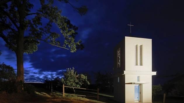 Jednou z přihlášených staveb v soutěži Stavba roku 2017 v Pardubickém kraji je kaplička v Deblově na Chrudimsku.