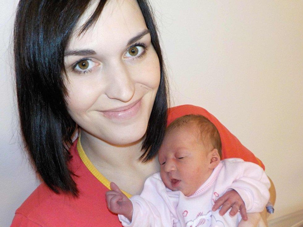 Eliška Stará je prvorozená holčička Jany Plné a Jaromíra Starého z Lhot u Potštejna. Narodila se 23. 12. v 7.24 hodin a vážila 2760 g.
