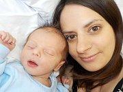 Filip Jošt je první syn Evy Doubravové a Filipa Jošta z České Třebové. Na svět přišel s váhou 3262 g dne 5. 5. v 9.29 hodin.