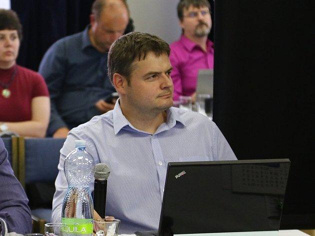 Jaroslav Řeháček.