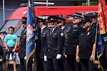 Sbor dobrovolných hasičů v Nekoři v sobotu odpoledne oslavil 145 let od svého založení.