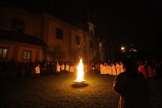 Velikonoční slavnost v Ústí nad Orlicí.