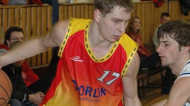 Českotřebovské basketbalisty čeká v semifinále nejlepší tým základní části Rychnov n. K.