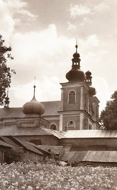Klášter Hora Matky Boží, Zdroj fotografie: Archiv Muzea K-S14