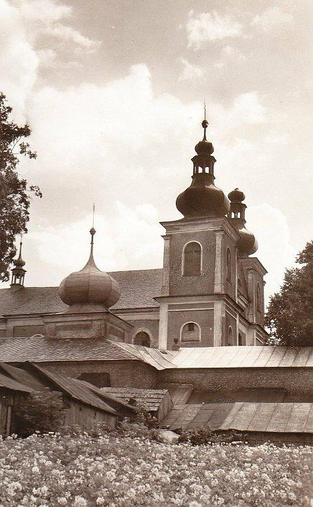 Klášter Hora Matky Boží, Zdroj fotografie: Archiv Muzea K-S 14