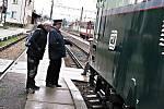 Ve čtvrtek byla otevřena trať mezi Letohradem a Lichkovem.