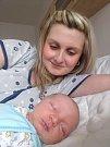 Roman Stránský se narodil ve čtvrtek 23. 2. v 17.03 hodin a vážil 4030 g. Pro rodiče, Vendulu Petruželkovou a Romana Stránského z Králík,  je to jejich prvorozené dítě.