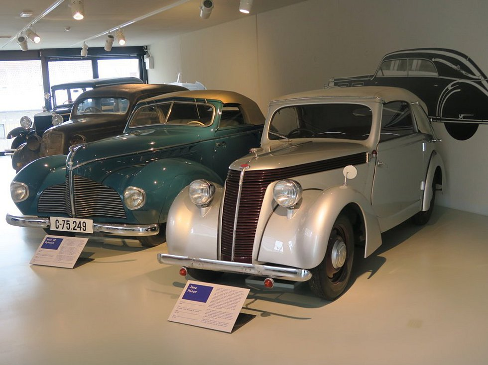 Muzeum českého karosářství