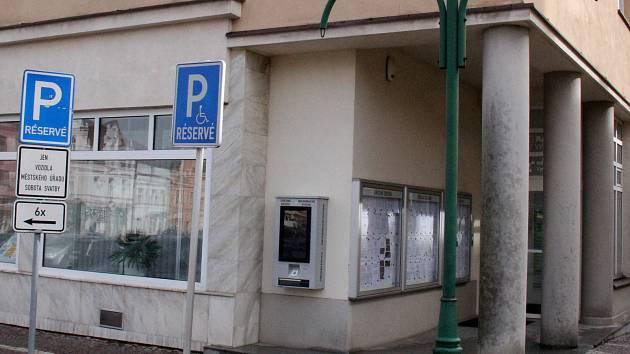 Radnice ve Vysokém Mýtě občanům nabídla novinku.