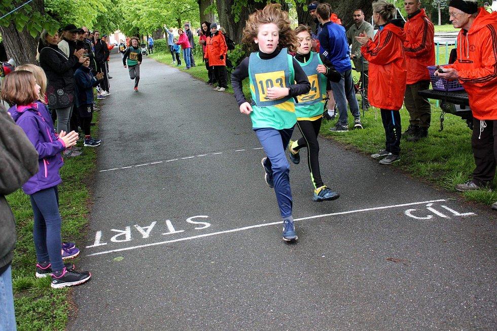 Přes dvě stovky závodníků si v neděli užily Běh Choceňskými sady. Startovalo se u zámku v Chocni, délka tratě měřila až patnáct kilometrů v závislosti na kategorii.