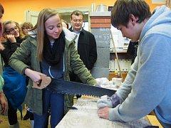 TECHNOhrátky 2015 ve Střední škole obchodu, řemesel a služeb Žamberk.