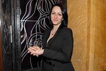 Mezi 44 oceněnými dárci kostní dřeně byla také Zuzana Fousková ze Žamberku.
