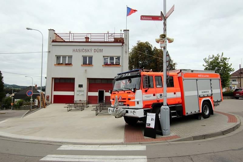 Dobrovolní hasiči Ústí nad Orlicí 150 let.