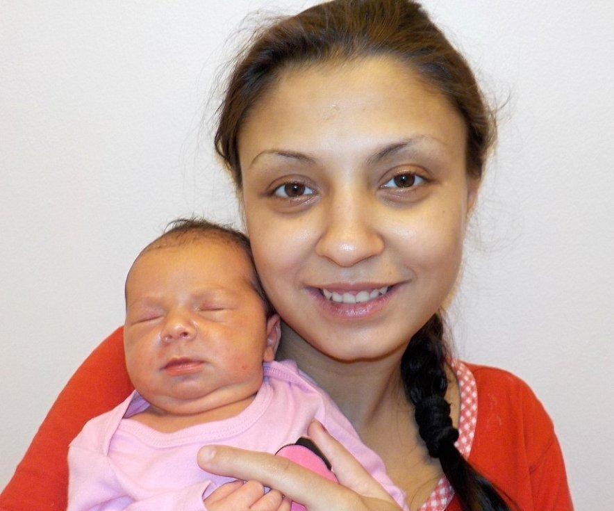 Melissa Siváková je po Samuelovi druhé dítě Pavlíny a Marka ze Žamberka. Narodila se s váhou 3100 g dne 24. 11. v 23.30 hodin.