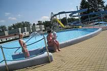 Aquapark v Ústí zahájil sezónu.