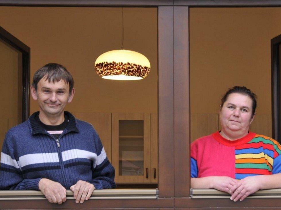 Služba chráněné bydlení Domova pod hradem Žampach zahajuje také v Žamberku.