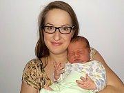 Alfred Novotný je po Oskarovi a Felixovi třetí syn Kateřiny a Ludvíka z Mistrovic. Narodil se s váhou 4200 g dne 19. 12. v 2.23 hodin.