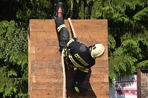 Nejtvrdší hasič je z jihu Čech