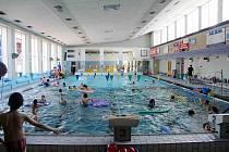 Bazén ve Vysokém Mýtě.