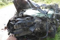 Vážná dopravní nehoda v Lichkově.