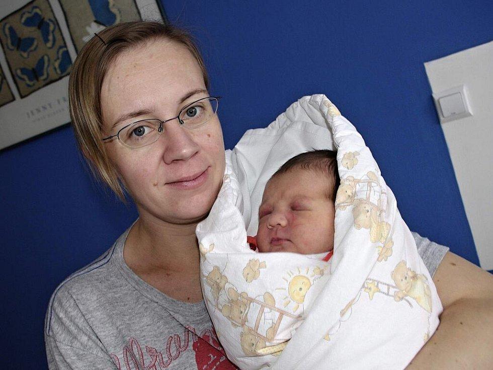 Alena Holingerová je po Alžbětě druhou dcerou manželů Evy a Jiřího z Koldína. Svět spatřila 15. prosince ve 13.26 hodin, kdy vážila 3,91 kg.