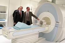 V Orlickoústecké nemocnici, a. s. slavnostně otevřeli nové pracoviště magnetické rezonance.