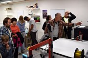Středisko volného času Animo Žamberk slaví 35. výročí svého založení a k němu dětem nadělilo prostorné a moderně vybavené dílny pro letecké modeláře.