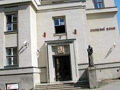 Okresní soud v Ústí nad Orlicí. Ilustrační foto.