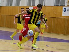 Futsalisté Nejzbachu rozehrají nový futsalový ročník v pátek 1. září na domácí palubovce.