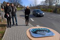 Otevření rekonstruovaného úseku silnice Pastviny - Mladkov.