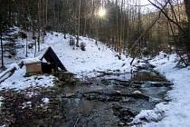 potok v Ústí nad Orlicí