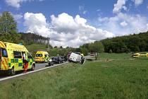 Nehoda u Vysoké Mýta