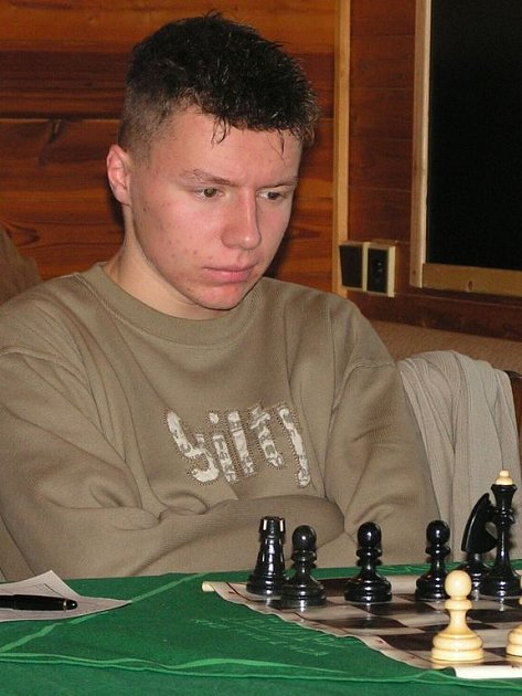 Michal Zeinert zakončil sezonu remízou.