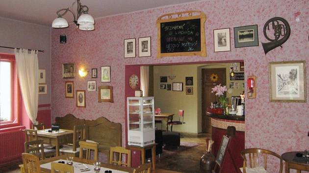 Café Max Ústí nad Orlicí.