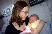 Marie Tröglová je po Elišce druhou dcerou Mirky a Jana z Prahy. Narodila se 17. 11. v 16.13 hodin a vážila 3,7 kg.