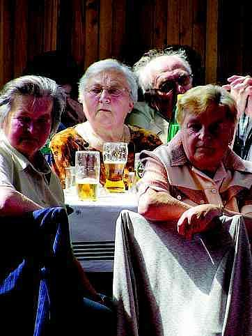 Důchodci se setkali v Dlouhé Třebové.