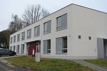 Centrum sociálních služeb v Lanškrouně.