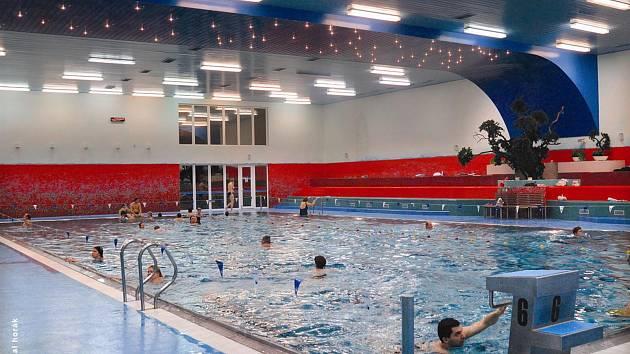 Plavecký bazén v České Třebové čeká rekonstrukce a modernizace.
