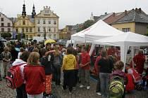 Dny partnerství v České Třebové.