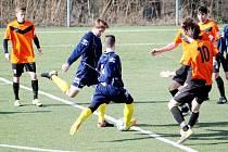 Krajský přebor ve fotbale: FK Agria Choceň - SK Polička.