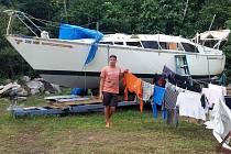 Mořeplavec Martin Doleček svůj sen žije dál.
