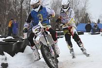 Dvojice Josef Mňuk - Filip Langer bude obhajovat titul v MČR v motoskijöringu.
