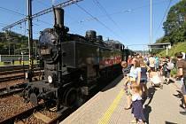 Historický expres poprvé vyjel do Hanušovic a zpět