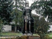 Nová socha svatého Václava ukrývá sedm symbolů.