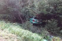 Nehoda u Libchav