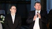 Za noci kostelů v Ústí slavnostně otevřeli nový park