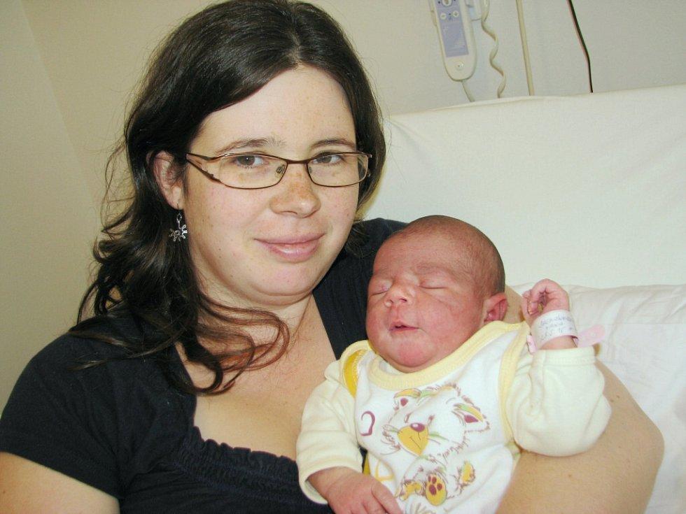 Hana Suchánková je po Helence druhou dcerou manželů Lenky a Jana z Tisové. Když se 28. května ve 4.43 narodila, vážila 3,61 kg.