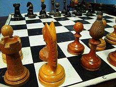 Šachy - ilustrační foto.